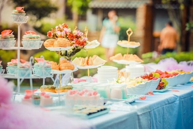 desserter och sötsaker