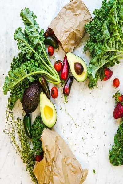 grönsaker till fralla
